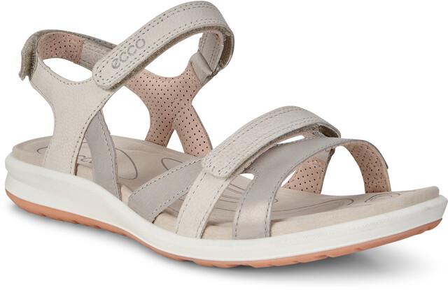 ECCO Cruise II Sandals Damen siver greygravelrose dust